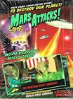 1996 MARS ATTACKS WIDEVISION Topps Sealed Box