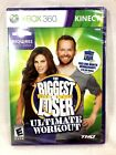 Xbox 360 Kinect The Biggest Loser Ultimate Workout Video Game