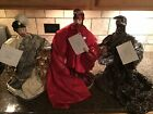 Set of 3 Wise Men Kings Bearing Gifts Christmas Nativity Figures Large 18 tall
