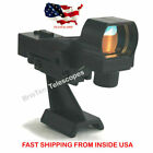 Red Dot Finder With Screw on Bracket NEW