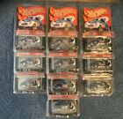 HOT WHEELS RLC SELECTIONS41 WILLYS GASSER LOT OF 10 NEW IN KAR KEEPERS NIP