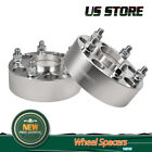 2Pcs 2 Hubcentric Wheel Spacers For Jeep JK Wrangler Grand Cherokee 36L V6