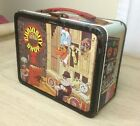 Vintage 1972 Curiosity Shop Thermos and Lunch Box ABC TV Lunchbox OLD 70s
