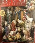 Cross Stitch Kit Nativity Figures DESIGNS FOR THE NEEDLE CHRISTMAS TRADITIONS