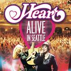 HEART Alive In Seattle RARE OUT OF PRINT DELUXE HYBRID SACD SURROUND 2 DISC SET