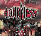 LOUDNESS Lightning Strikes JAPAN 2CD + DVD 30th Anniversary Limited Edition Lazy