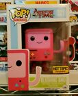 Funko POP Adventure Time 321 Blushing BMO Hot Topic EXCL