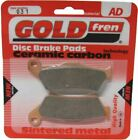 KTM 620 EGS-E Adventure Brake Disc Pads Front R/H Goldfren 1997