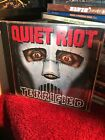 QUIET RIOT Terrified CD 1993 Moonstone Records Frankie Banali Kevin Dubrow