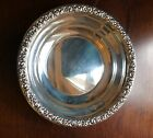 Wallace Sterling Nut candy Dish bowl 5 1 2