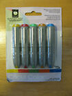Cricut Color PRIMARY COLLECTION Ink Cartridges 5 Pens NEW