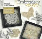 Anita Goodesign EMBROIDERY AS ART - SPECIAL EDITION book and CD new