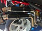 Carbon GP Style Exhaust Ducati S2R S4R 800 1000 Monster EX137 Slight Damage