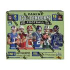 2018 Panini Contenders Football Hobby Box - 1st Off The Line