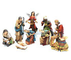 Robert Stanley Intricate 9 Piece Deluxe Nativity Set The Promise of Christmas