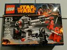 LEGO Star Wars 75034 Death Star Troopers New Factory Sealed Free Shipping