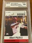 Albert Pujols Baseball Cards, Rookie Card Checklist, Autograph Guide 35