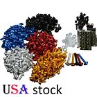 US Complete Fairing Bolts Screws Kit For Kawasaki NINJA ZX6R ZX9R ZX10R EX250