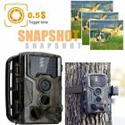 130° Wide Angle Lens 1080P Hunting Camera Night Vision 42 LEDs IR Trail Cam Trap