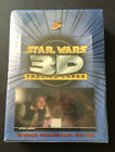 Star Wars Topps 3D Trading Cards Factory Sealed 36 Pack Box 3Di Mint Han Solo