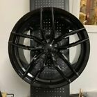 19 VOSS GLOSS BLACK RIMS WHEELS FITS TOYOTA CAMRY AVALON SE SPORT XLE