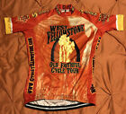 Mens Cycling Jersey Size Small West Yellowstone Geyser Shirt Old Faithful Bike