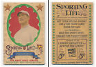 Jim Thorpe Cards and Autograph Guide 5