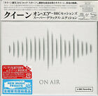 QUEEN - ON AIR ; rare deleted Japan-only 6 x Super-High Material CD Box ; New