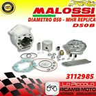 Thermal Unit Cylinder MALOSSI 80CC D.50 Derbi Senda x-Treme x-Race Engine D50B