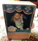 Hallmark Henson Associates 1981 The Divine Miss Piggy Ornament Muppet Box W/ Tag