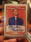 2018 Upper Deck Goodwin Champions Trading Cards 22
