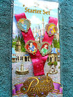 Disney  PRINCESS PRINCESSES  4 pin Deluxe Starter Set w Lanyard