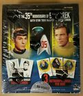 RITTENHOUSE STAR TREK 35th ANNIVERSARY BOX with HOLOFEX CARDS (FACTORY SEALED)