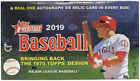 2019 TOPPS HERITAGE HOBBY BASEBALL 2 BOX LOT