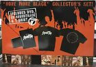 Spinal Tap None More Black Collectors Set DVD CD Soundtrack XLarge T-shirt Box