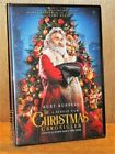 The Christmas Chronicles DVD 2018 Kurt Russell capture Santa Claus on xmas