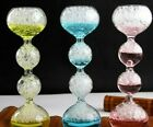 Four Layers Bubble Hourglass Table Decorations Room Magic Glass Valentines Gift