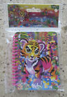Lisa Frank Girls Journal 60 Sheets New in Package Rare item