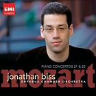 Biss,Jonathan/Orpheus Chamb...-Mozart, Concertos Pour Piano 21And22 CD NEW