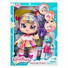 Kindi Kids Snack Time Friends Pre School 10 inch Doll Rainbow Kate New