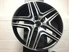 20 AMG ML63 STYLE BLACK MACHINE WHEELS RIMS FITS MERCEDES BENZ ML430 ML550 ML55