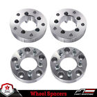 4x 15 5x5 to 5x5 Wheel Spacers Adapters 14x15 For Jeep Chevrolet C1500 GMC