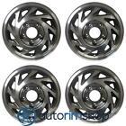Ford E150 1993 2003 15 OEM Wheels Rims Full Set Machined With Charcoal
