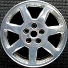 Oldsmobile Aurora Polished 17 inch OEM Wheel 2001 2004