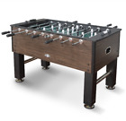 Foosball Soccer Table Official Competition Sized Foosball Game Table Family Fun