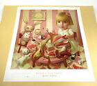 ROSIES TEA PARTY MARK RYDEN LIMITED ED 383/500 SIGNED LITHOGRAPH POSTER SURREAL