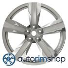 Chevrolet Camaro 2012 2015 20 OEM Front Wheel Rim Polished with Silver