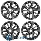 New 17 Replacement Wheels Rims for Toyota RAV4 2016 2018 Set Machined with C