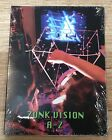 King Gizzard & The Lizard Wizard Zonk Vision A-Z DVD NEW/SEALED
