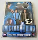70 OFF RRP BBC Dr Who 11th Doctors Crash Set Fig approx 125 cm 5 tall